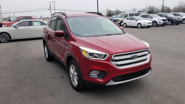 New 2019 Ford Escape SEL SUV in Bryan, OH