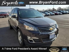 Used 2015 Chevrolet Traverse LTZ SUV in Bryan, OH