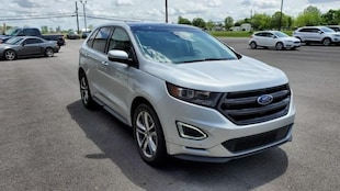 2015 Ford Edge Sport FORD  SUV ALL-WHEEL DRIVE WITH LOCKING AND L