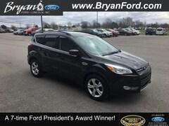 Used 2015 Ford Escape SE SUV in Bryan, OH