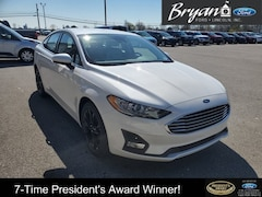 New 2020 Ford Fusion SE Sedan for sale in Bryan OH
