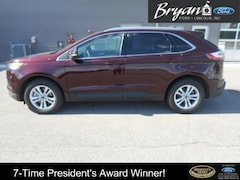 Used 2020 Ford Edge SEL SUV in Bryan, OH