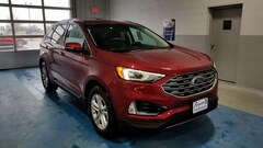 New 2019 Ford Edge SEL Crossover for sale in Bryan OH