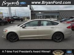 Used 2018 Ford Fusion SE Sedan in Bryan, OH