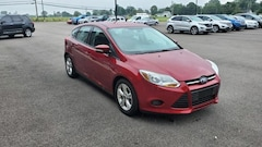 Used 2014 Ford Focus SE Ford  Hatchback Front-Wheel Drive with Limit in Bryan, OH