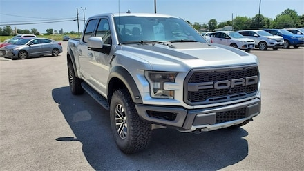New 2019 Ford F-150 Raptor Truck for sale in Bryan, OH