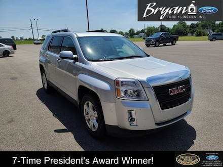 Used 2015 GMC Terrain SLE-2 SUV for sale in Bryan, OH