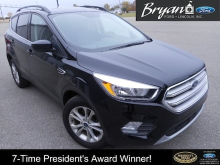 Used 2018 Ford Escape SE SUV for sale in Bryan, OH