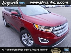 Used 2018 Ford Edge SEL SUV in Bryan, OH