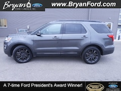 Used 2017 Ford Explorer XLT SUV in Bryan, OH