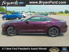 Used 2018 Ford Mustang Ecoboost Coupe in Bryan, OH