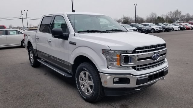 New 2019 Ford F-150 XLT Truck in Bryan, OH