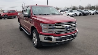 New 2018 Ford F-150 Lariat Truck for sale in Bryan, OH