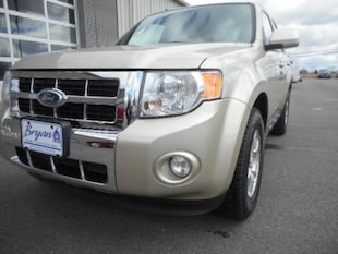 2010 Ford Escape Limited Ford  SUV Front-Wheel Drive