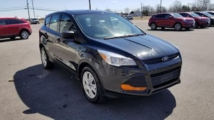2014 Ford Escape S Ford  SUV Front-Wheel Drive with Limited-Sli