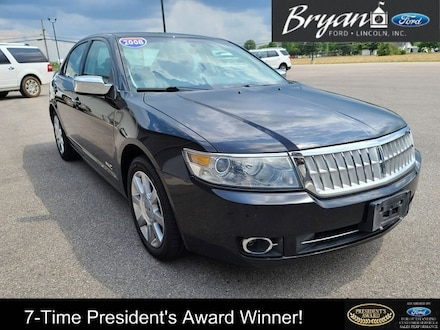 Used 2008 Lincoln MKZ Base Sedan for sale in Bryan, OH