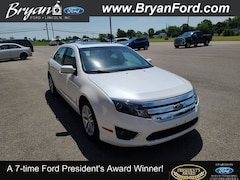 Used 2011 Ford Fusion SEL Sedan in Bryan, OH