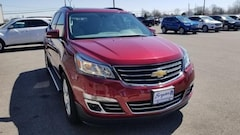 Used 2017 Chevrolet Traverse Premier Chevrolet  SUV All-Wheel Drive with Locking in Bryan, OH