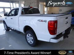 New 2020 Ford Ranger Truck for sale in Bryan, OH