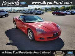 Used 2012 Chevrolet Corvette Base Chevrolet  Coupe Rear-Wheel Drive with Limit in Bryan, OH