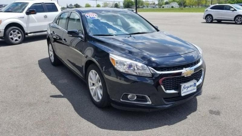 Used 2016 Chevrolet Malibu Limited LTZ Chevrolet  Sedan Front-Wheel Drive for sale in Bryan, OH