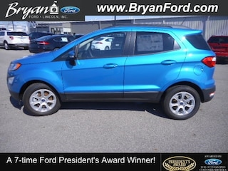 New 2020 Ford EcoSport SE Crossover For Sale in Bryan, OH
