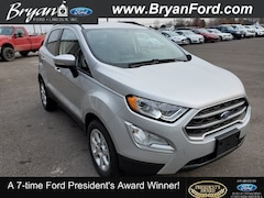 New 2019 Ford EcoSport SE Crossover for sale in Bryan, OH