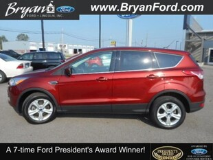 2016 Ford Escape SE Ford  SUV Four-Wheel Drive with Locking and