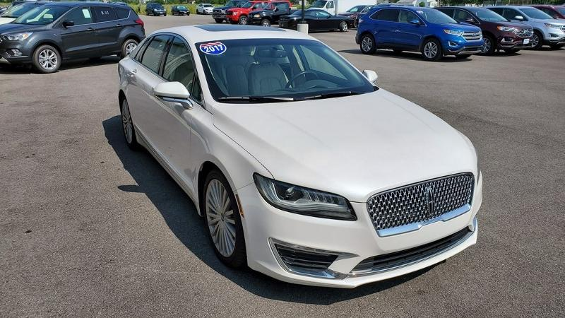 Used 2017 Lincoln MKZ Reserve LINCOLN  SEDAN FRONT-WHEEL DRIVE for sale in Bryan, OH