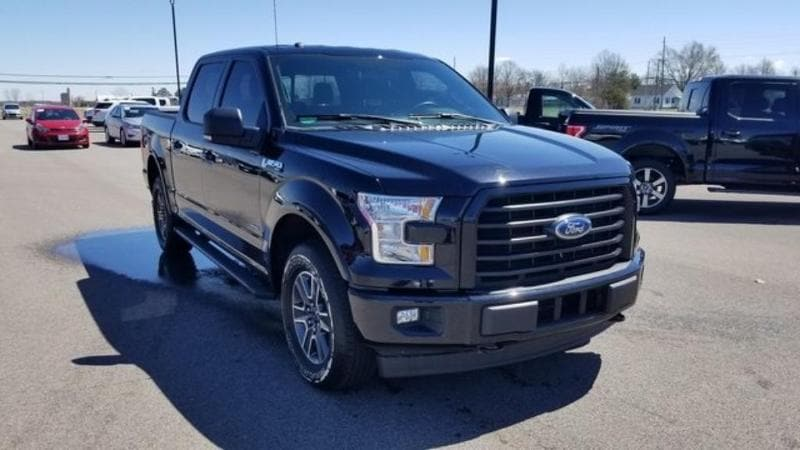 Used 2017 Ford F-150 XLT Ford  Crew Cab Short Bed Truck Four-Wheel Dr for sale in Bryan, OH