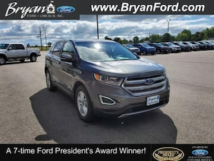 2018 Ford Edge SEL Ford  SUV All-Wheel Drive with Locking and L