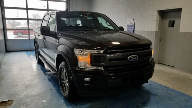 New 2019 Ford F-150 XLT Truck for sale in Bryan, OH