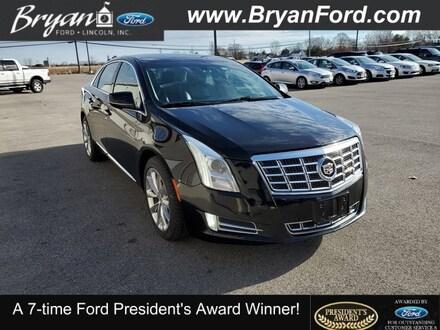 Used 2013 Cadillac XTS Luxury Sedan for sale in Bryan, OH
