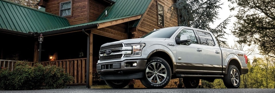 New 2018 Ford F-150 Ohio