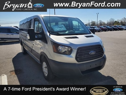 New 2018 Ford Transit-250 Base w/60/40 Pass-Side Cargo Doors Truck for sale in Bryan, OH