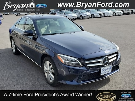 Used 2019 Mercedes-Benz C-Class C 300 Sedan for sale in Bryan, OH