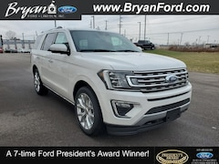 New 2019 Ford Expedition Limited SUV for sale in Bryan, OH