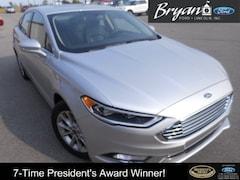 Used 2017 Ford Fusion SE Sedan in Bryan, OH