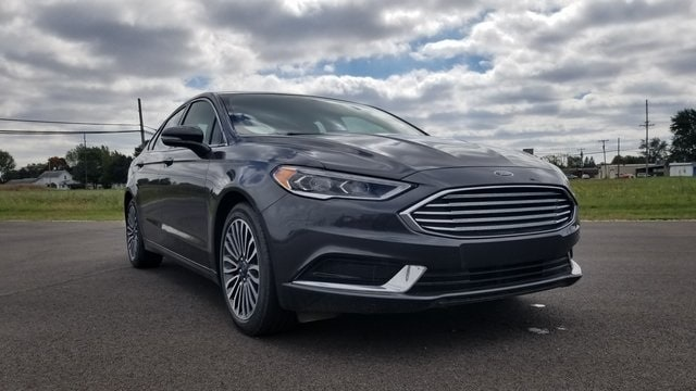 New 2018 Ford Fusion SE Sedan for sale in Bryan, OH
