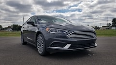 New 2018 Ford Fusion SE Sedan for sale in Bryan OH
