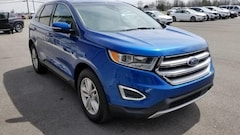 Used 2018 Ford Edge SEL Ford  SUV All-Wheel Drive with Locking and L in Bryan, OH