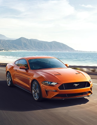 New 2018 Ford Mustang id=