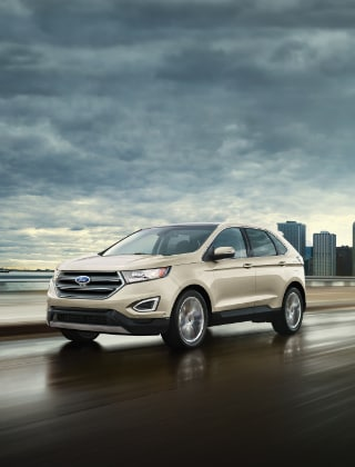 New 2018 Ford Edge Near Napoleon and Montpelier Ohio
