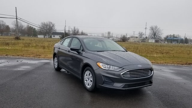 New 2019 Ford Fusion S Sedan for sale in Bryan, OH
