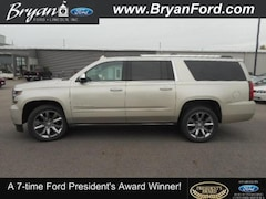 Used 2016 Chevrolet Suburban LTZ Chevrolet  SUV Four-Wheel Drive with Locking in Bryan, OH