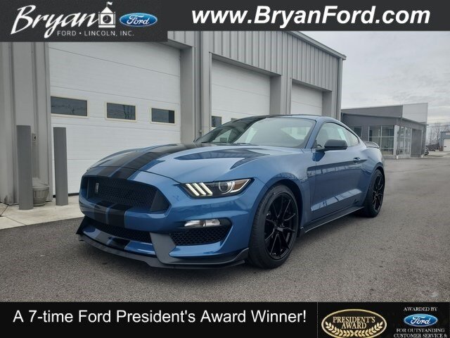 New 2019 Ford Mustang Shelby GT350 Coupe for sale in Bryan, OH