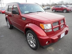 Used 2011 Dodge Nitro Heat Dodge  SUV Four-Wheel Drive with Locking Dif in Bryan, OH