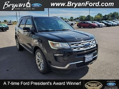 Used 2019 Ford Explorer Limited SUV in Bryan, OH