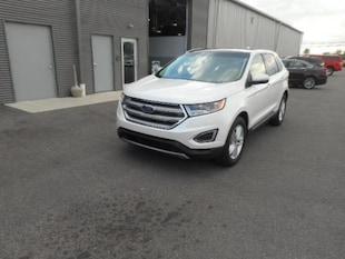 2016 Ford Edge SEL Ford  SUV All-Wheel Drive with Locking and L