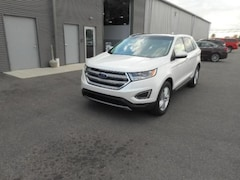 Used 2016 Ford Edge SEL Ford  SUV All-Wheel Drive with Locking and L in Bryan, OH
